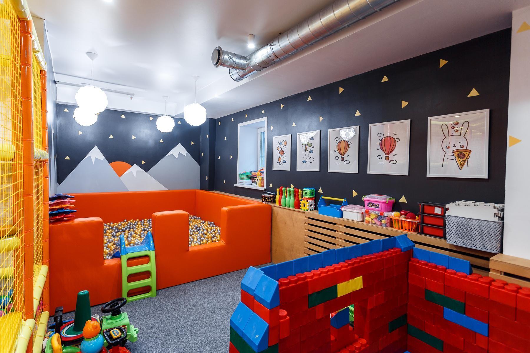 Детская комната ПиццаФабрики