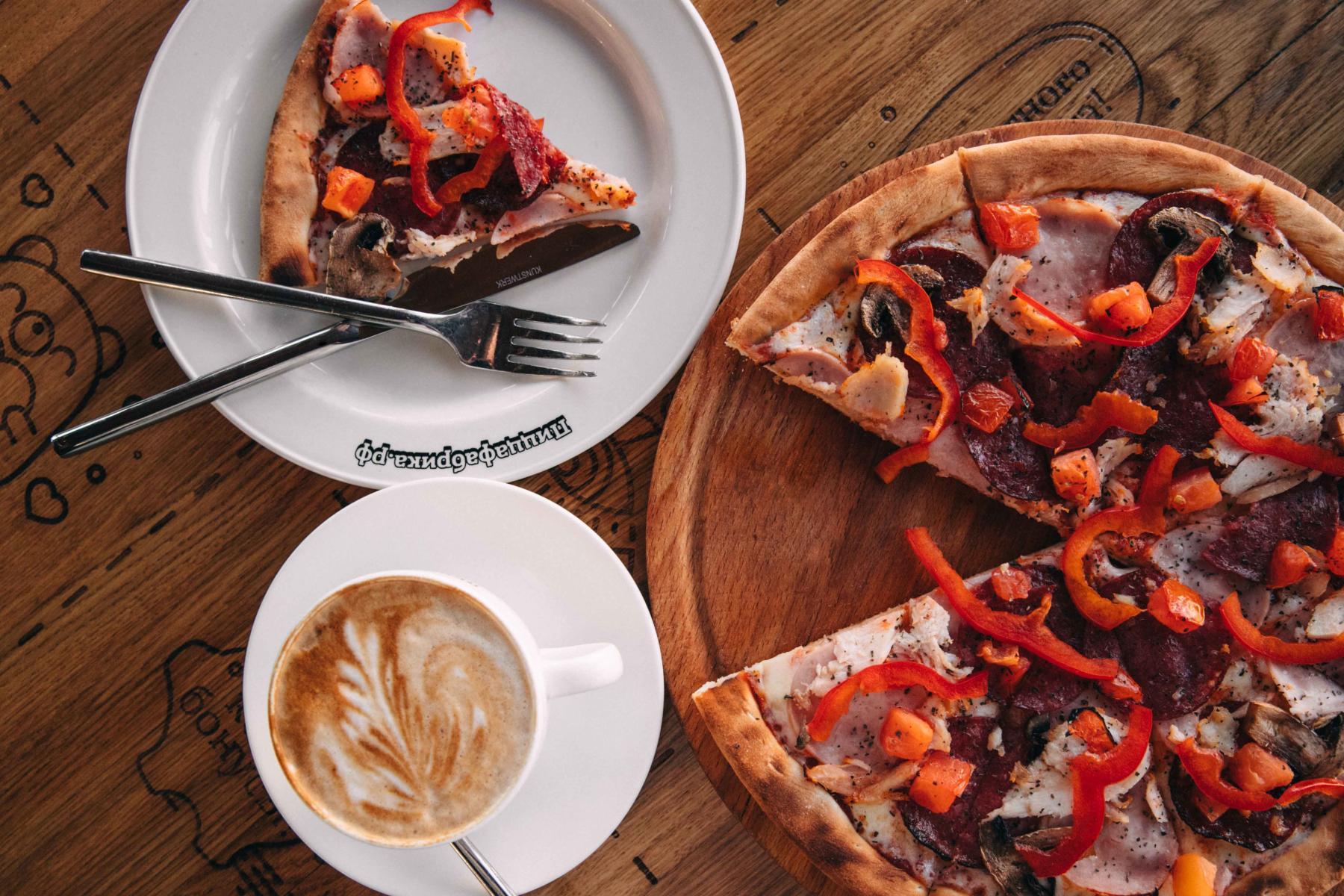 Пицца ПиццаФабрики